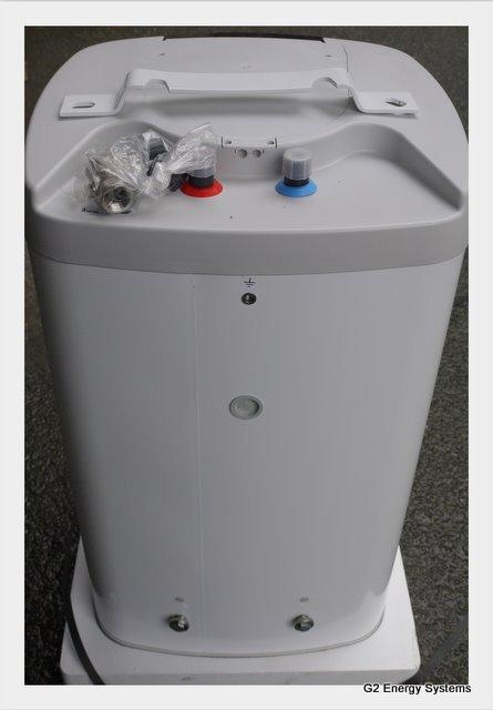 80 100 160 l liter elektrischer warmwasserspeicher 4 kw heizleistung 280 380 v ebay. Black Bedroom Furniture Sets. Home Design Ideas