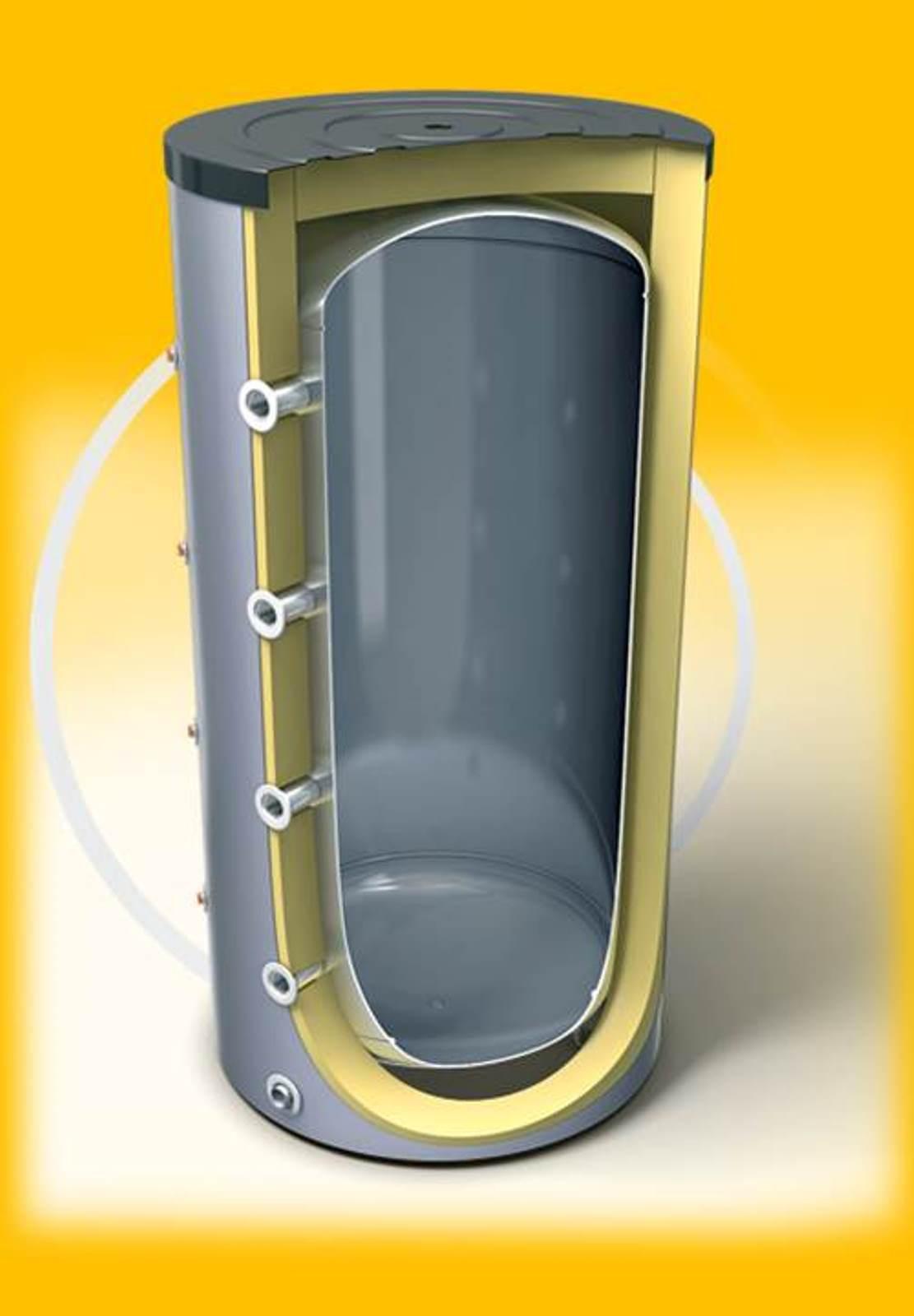 pufferspeicher 200 bis 2000 liter ohne oder mit w rmetauscher solarspeicher bhkw ebay. Black Bedroom Furniture Sets. Home Design Ideas