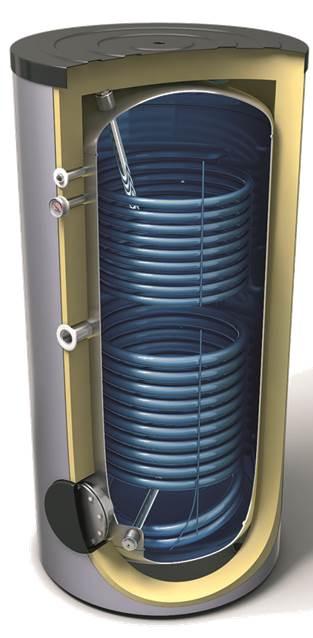 160 200 300 400 500 800 l liter warmwasserspeicher elektrospeicher boiler solar ebay. Black Bedroom Furniture Sets. Home Design Ideas